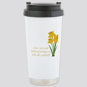 Something To Believe Travel Mug